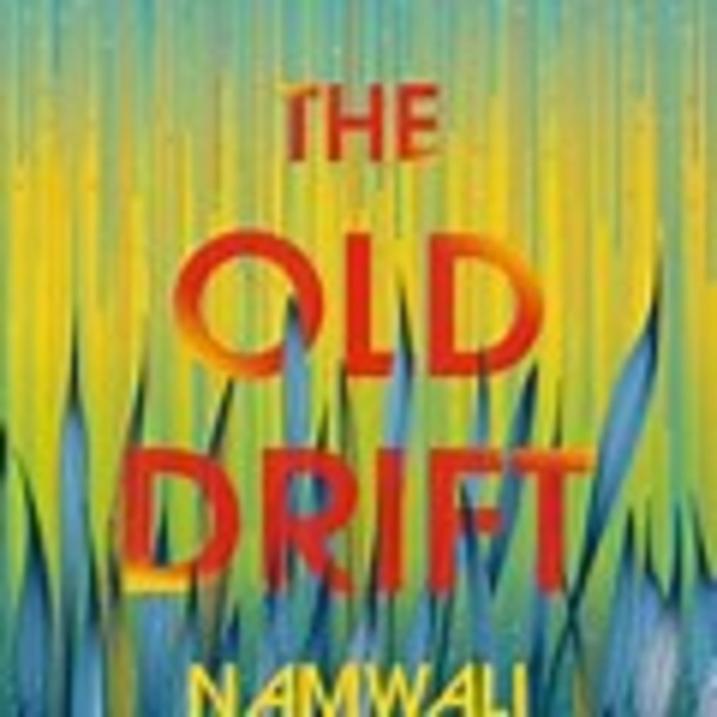 4-Amanda-Read-Guest-Blog-Magical-Techniques-Magic-Realism-and-the-Author-Susan-Shiney-The-Old-Drift-Bookcover