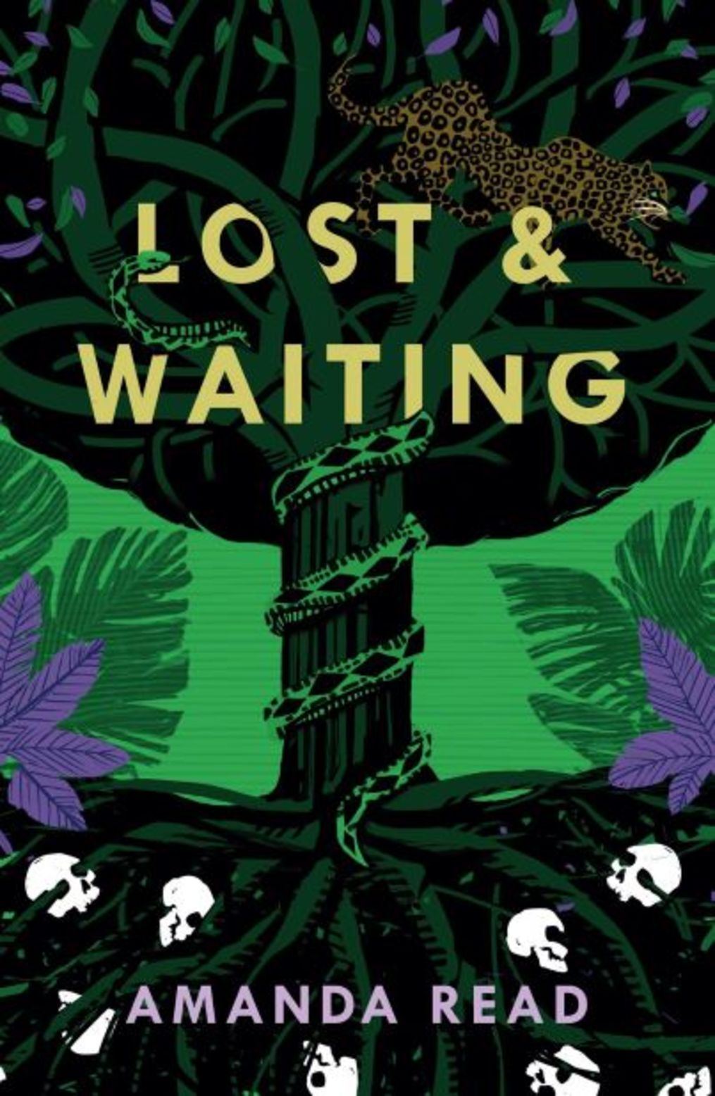 5-Amanda-Read-Guest-Blog-Magical-Techniques-Magic-Realism-and-the-Author-Susan-Shiney-Lost-and-Waiting-Bookcover