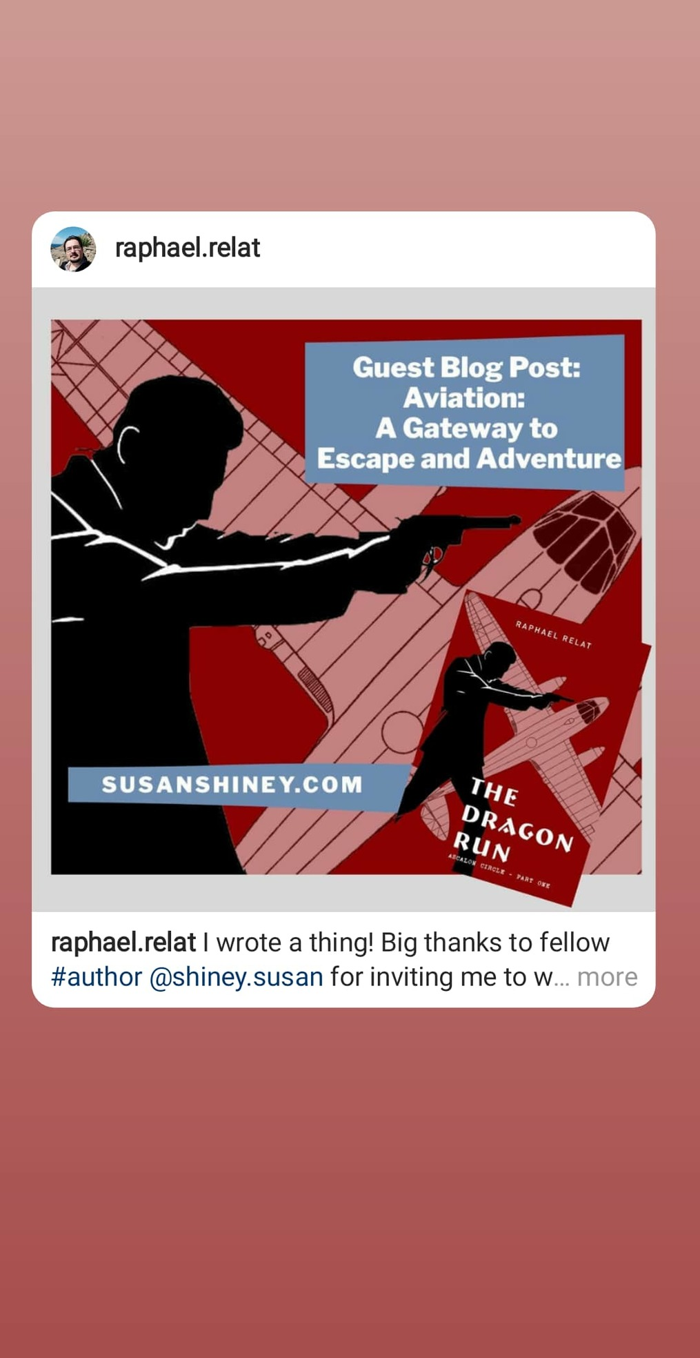 Typical-Trends-Instagram-Stories-for-Writers-susan-shiney-sharing-a-blog-post-announcement-from-another-author-instagram-story-ideas-for-authors