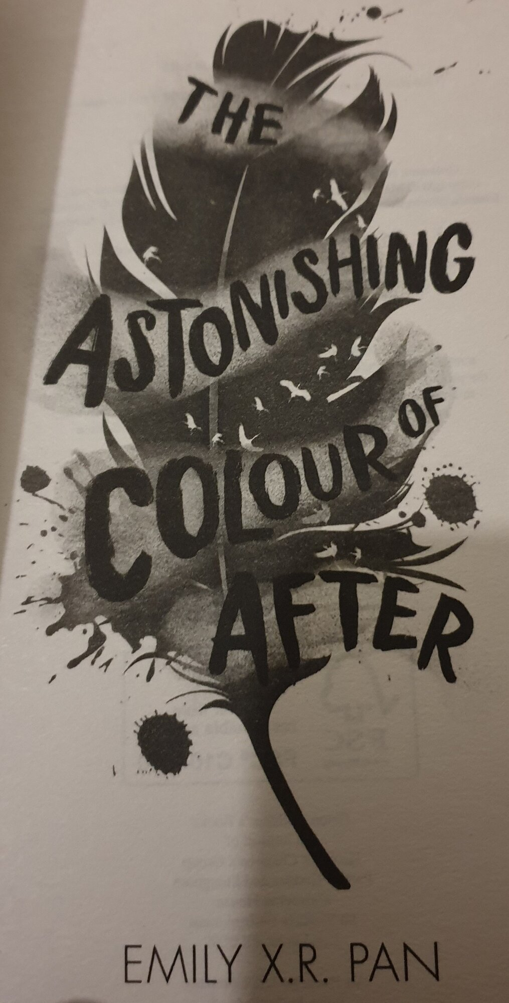 Cover-Page-Feather-Art-What-genre-is-Astonishing-Color-of-After-by-Emily-XR-Pan-fabulism-fantastic-susan-shiney